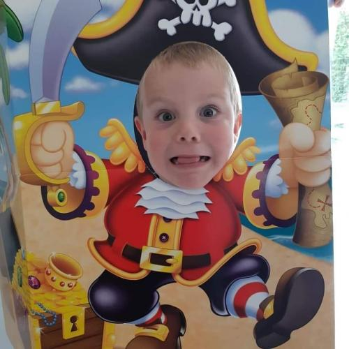 Themakoffer Piraat